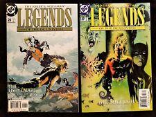 Legends of the DC Universe #26-27 'Fishy Laugh' complete Joker & Aquaman 2000