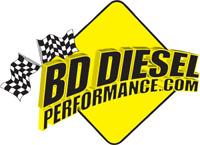 """BD Diesel 1405226 Intercooler Hose Coupler 3/"""" x 3.63/"""" for Dodge Cummins 5.9L"""