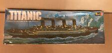 "REVELL RMS TITANIC KIT H-445 , SEALED ,1/570  18.5 "" , 1976"