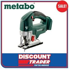 Metabo 18V Lithium-Ion Cordless Jig Saw STA 18 LTX SK - 602298850
