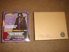 NEW JAPAN *FIRST EDITION* Saint Seiya Hades Meiou Shun Myth Cloth Figure GOLD EX