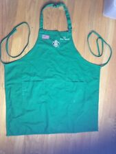 Starbucks Coffee Barista Apron Army Veteran With Name Le
