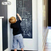 Erasable Chalkboard Surface Wall Sticker Removable Blackboard Kid Room Office