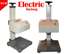 Electric Dot Peen Marking Machine Serial Number USB Control VIN Code 110V