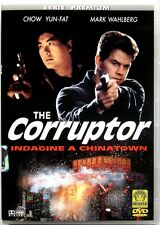 Dvd The Corruptor - Indagine a Chinatown di James Foley 1999 Usato raro