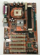 ABIT ABIT-BE7 ( ABIT BE7-S ) VER:1.0 - DDR1 - Sockel 478 - ohne I/O Shield #M399