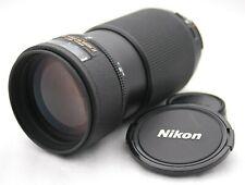 [Excellent+5] Nikon AF Nikkor 80-200mm F2.8 ED Lens Type I From Japan