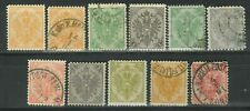 Bosnia and Herzegovina 1890/11901 ☀ Lot ☀ MH/Used