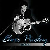 Elvis Presley - Live on Air (Live Recording, 2011) Brand new and sealed