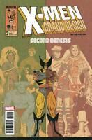 X-men Grand Design Second Genesis #2 Marvel Comic 1st Print 2019 unread NM