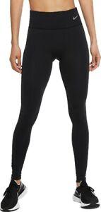 NWT Nike Running Leggings Epic Luxe Run Black womens wool size small CU6187-010