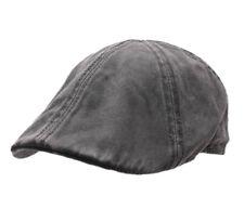 Béret - casquette plate homme Level COPE - noire-1
