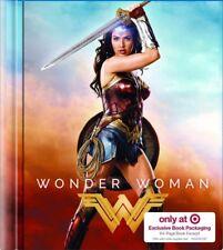 Wonder Woman Target Exclusive Digibook (Blu-Ray, DVD)