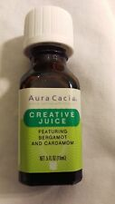 Aura Cacia Creative Juice Essential Oil featuring Bergamot .5 fl oz (15 mL)