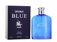 Double blue 3.3OZ Perfume Spray Eau De Toilette Parfum  Fragrance for men