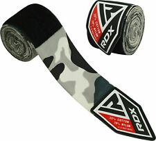 RDX Boxing  Hand Wraps Bandages Inner Gloves Muay Thai MMA Mexican Stretch CA