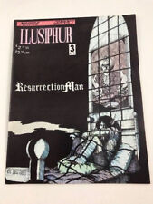 I,LUSIPHUR Vol. 1 #3 April 3, 1992 by Drew Hayes, Mulehide Graphics SIGNED COPY