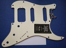 Fender Player  HSS Stratocaster Strat PICKGUARD Guitar / Parchment 3 Ply