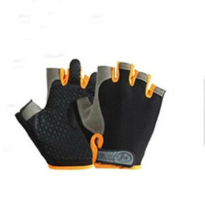 Equipment Half Finger Cycling Gloves Riding Gloves Bodybuilding Bicycle Gloves
