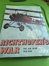 RICHTHOFEN'S WAR Air War 1916-1918 Avalon Hill
