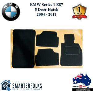 New BMW E87 2004 - 2011 Series 1 Hatch Tailored OEM Car Carpet Mats 4 piece Set