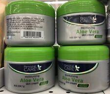 4 Ct Aloe Vera Skin Cream 8oz