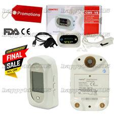 Sales promotion CMS-VE Visual Electronic Stethoscope,Spo2 Probe