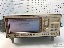 CMD 80 ROHDE & SCHWARZ TEKTRONIX RADIO COMM TESTER W/ HW & SW OPTIONS 844042/002