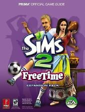 The Sims 2 FreeTime: Prima Official Game Guide
