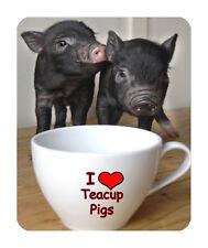 Micro cerdos Mouse Mat-Me encanta Micro Cerdos