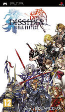 Videogame Dissidia - Final Fantasy PSP