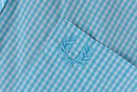 Fred Perry Classic Short Sleeve Shirt Size M