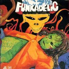 Funkadelic - Let's Take It to Stage [New CD] UK - Import