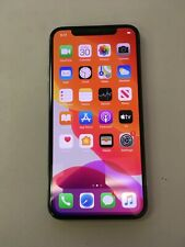 Apple iPhone X - 64GB - Silver (Unlocked) (Read Description) AR4159