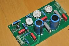EL84 6AU6 EZ80  High voltage tube Variable Power Supply Fully PCB TUBE AUDIO DIY