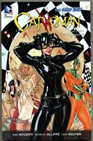 GN/TPB Catwoman Volume 5 Five 2014 nm- 9.2 DC 1st 180 pgs New 52 Race Of Thieves