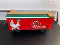 Eztec North Pole Express Christmas Train Box Car Scientific Toys G Scale