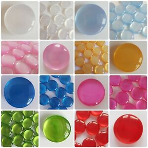 PEARLESCENT BABY BUTTONS – 12mm SHANK, PINK, BLUE, WHITE, YELLOW, CHILD CARDIGAN
