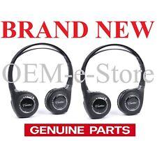 2013 to 2016 Cadillac SRX Blu-Ray / DVD Entertainment TWO Wireless Headphones