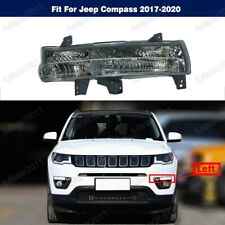 1pcs Front Bumper Left Turn Signal Lamp Light For Jeep Compass 2017-2020