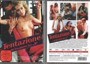 """TENTAZIONE - DIE GESCHICHTE DER """"A"""" --- Erotikklassiker --- FSK 18 --- Neu & OVP"""