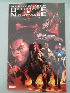 ULTIMATE GALACTUS BOOK 1 NIGHTMARE TPB MARVEL COMICS X-MEN! BRAND NEW UNRRAD