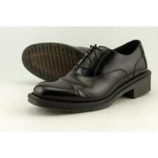 Scarpe classiche da uomo stringhe nere Dr. Martens