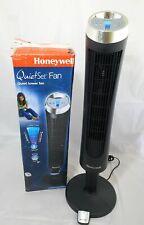 Honeywell QuietSet Tower Turm Ventilator Lüfter inkl. Fernbedienung #7979