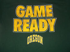 Russel University of OREGON Ducks Football GAME READY T Shirt Medium M Cotton