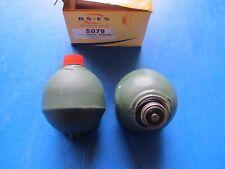 2 Sphères de suspension arrière BSES pour Xantia Berline Hydractive 1.6 et 2.0i