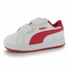 PUMA Leather Athletic Shoes for Boys