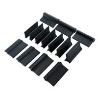 14pcs Sanding Block Rubber Sandpaper Mat Convex Concave Woodworking Tools TN2F