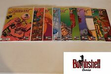 Auteur 1-5 Sister Bambi 1-5 Complete Comic Lot Run Set 1st Print Collection