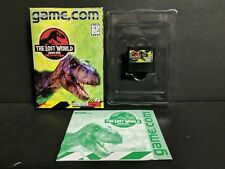 Lost World: Jurassic Park (Game.Com, 1997) Complete
